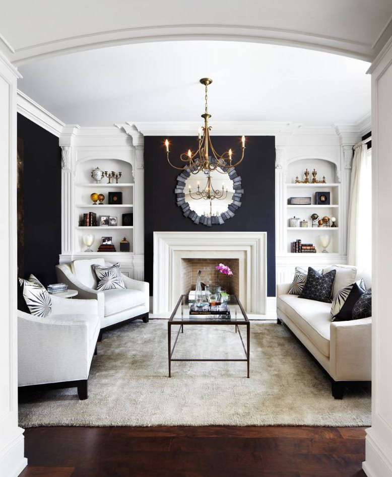 Laura Hay Living Room Interior Formal